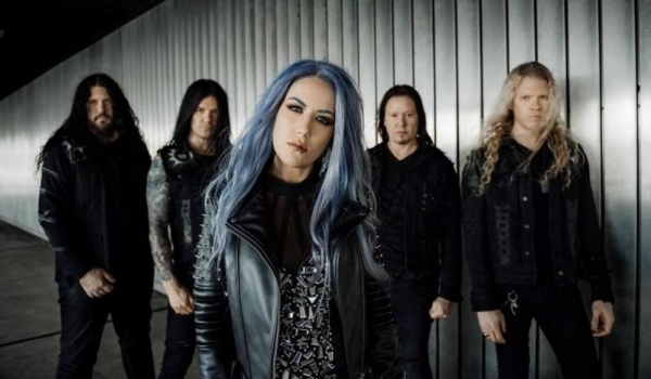 Going. | Arch Enemy + Jinjer, Totem - B90