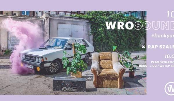 Going. | Rap Szalet #backyard - Plac Społeczny Przestrzeń Kreatywna