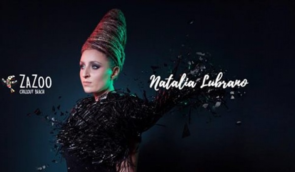 Going. | Natalia Lubrano LIVE ACT - ZaZoo Beach Bar