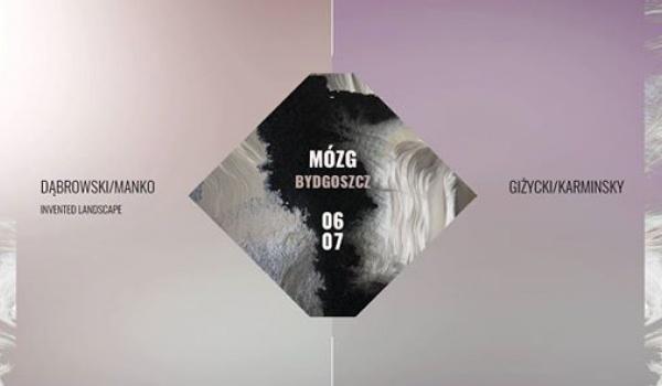 Going. | Giżycki/Karminsky & Dąbrowski/Mańko - dwa duety - MÓZG