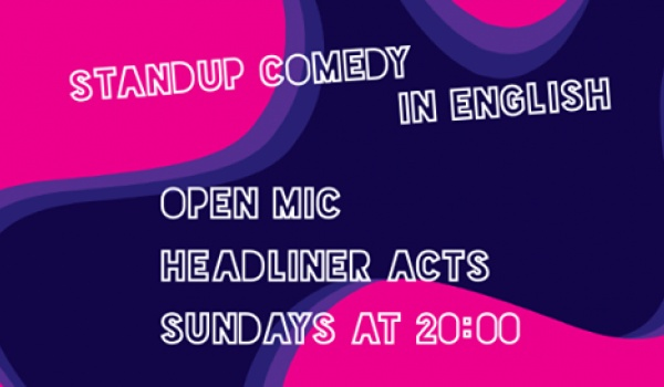 Going. | Standup Comedy Open Mic Night - Szpitalna 1
