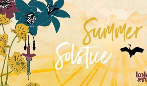 Going. | Summer Solstice Party/Przesilenie Letnie at Koko & Roy! - Koko & Roy