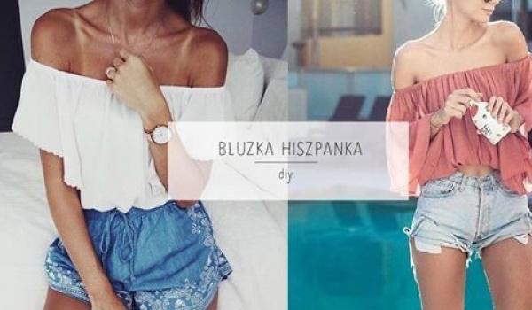 Going. | CoJaSzyję-Bluzka Hiszpanka - Chce Mi Się