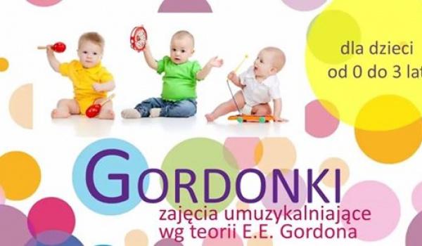 Going. | Gordonki - zajęcia umuzykalniające dla dzieci - EduCafe