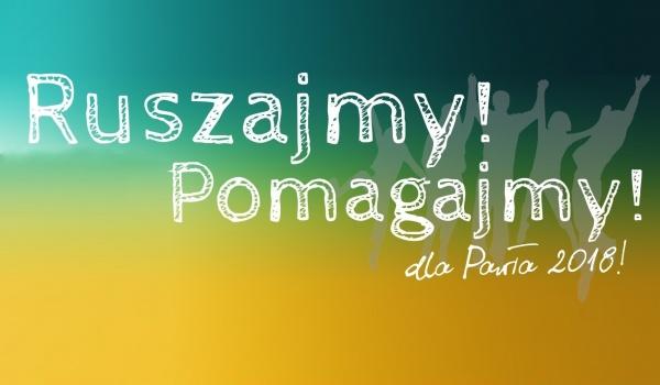 Going. | Koncert Charytatywny ! Ruszajmy Pomagajmy ! - Węgrowski Ośrodek Kultury