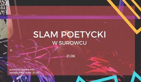 Going. | Slam Poetycki w Surowcu - Surowiec