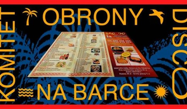 Going. | Komitet Obrony Disco na Barce - BarKa