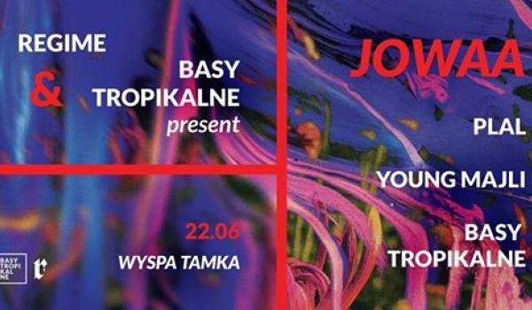 Going. | Regime x Basy Tropikalne pres. Jowaa - Wyspa Tamka