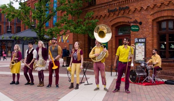 Going. | Festiwal muzyki ulicznej - Streets of Manufaktura II edycja - Manufaktura