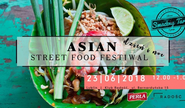 Going. | Asian Street Food Festiwal - Radość