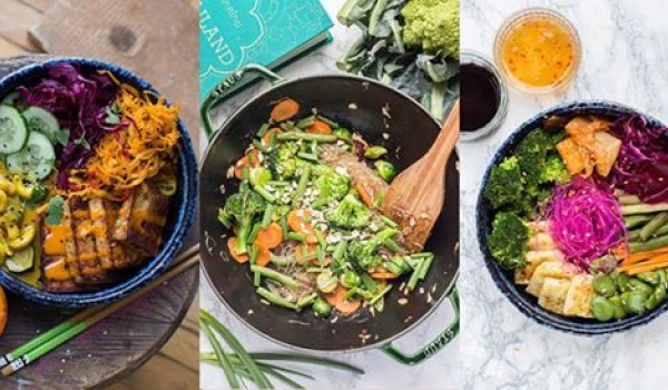 Going. | Pho, bibimbap i stir-fried Wegańska podróż do Azji - Kulinarne Kreacje