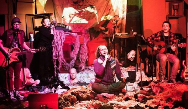 Going. | Spider Demon Masacre - koncert + afterparty - Klub Zmiana Klimatu