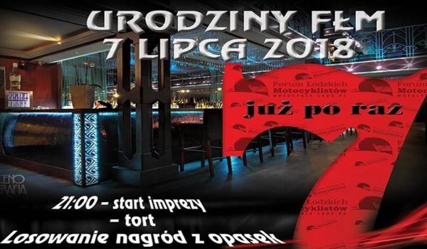 Going. | After Party - 7 urodzin Forum Łódzkich Motocyklistów - Scenografia