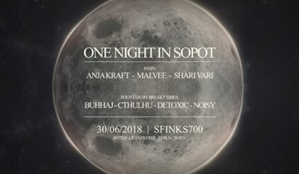 Going.   One Night In Sopot ❚ Anja Kraft / Malvee / Shari Vari - Sfinks700