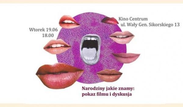 Going. | Narodziny, jakie znamy! Pokaz filmu oraz dyskusja - CSW Kino Centrum