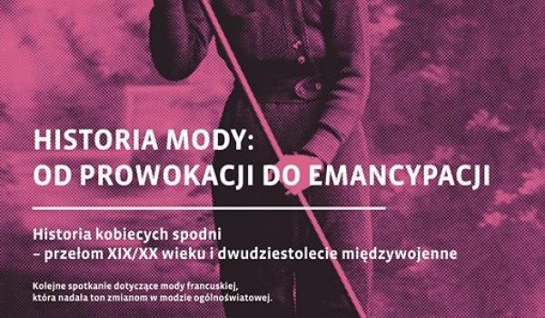 Going. | Historia mody. Od prowokacji do emancypacji - Centrum Literatury CSW
