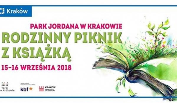 Going. | Rodzinny Piknik z Książką - Park Jordana