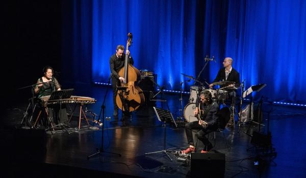 Going. | Xu Fengxia & Przemek Strączek Quartet - Czwartek Jazzowy z Gwiazdą