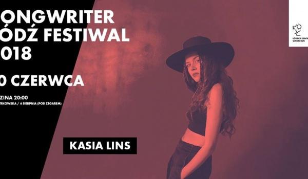 Going. | Songwriter Łódź Festiwal: Kasia Lins trio - Woonerf - Podwórzec Miejski