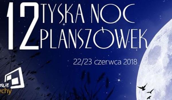 Going. | XII Tyska Nocka Planszówkowa - Pasaż Kultury Andromeda