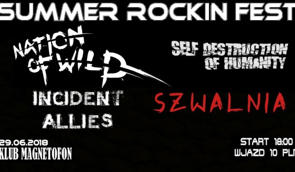 Going. | Summer Rockin Fest - Magnetofon
