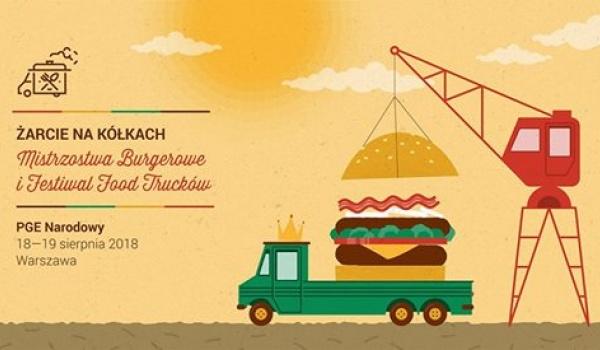 Going. | Festiwal Food Trucków i 5. Mistrzostwa Burgerowe - PGE Narodowy