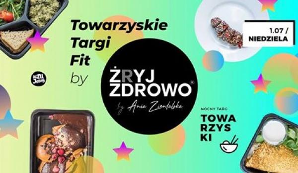 Going. | Towarzyskie Targi Fit by Żryj Zdrowo na NTT - Nocny Targ Towarzyski