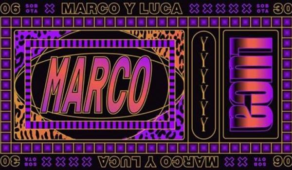 Going.   Marco y Luca - Ulica Elektryków