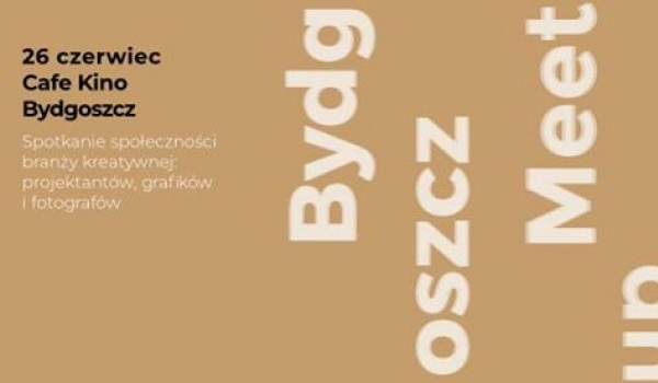 Going. | We Design Locally - Bydgoszcz meetup #8 - Bydgoszcz