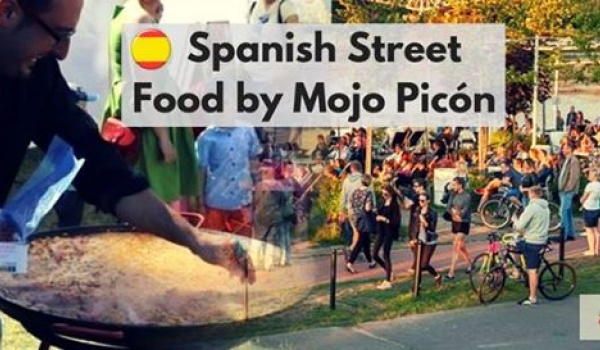 Going. | Spanish Street Food by Mojo Picón - Plac Zabaw