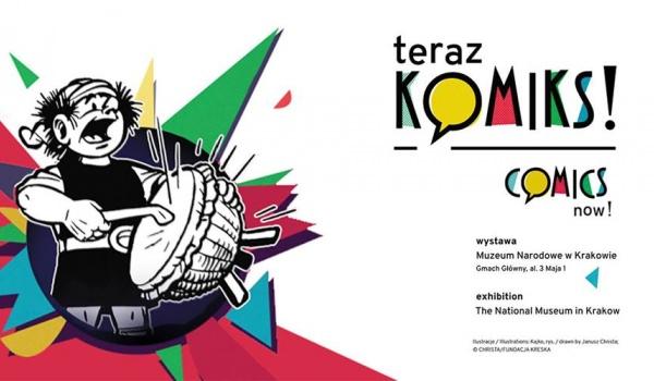 Going. | Teraz Komiks! - Muzeum Narodowe w Krakowie