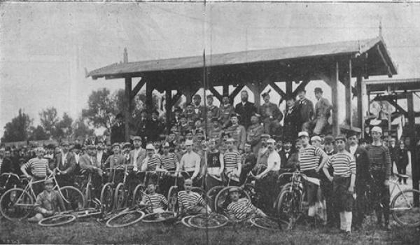 Going. | Trakt na Kole. Rowerowa wycieczka po Trakcie Królewsko-Cesarskim - Brama Poznania