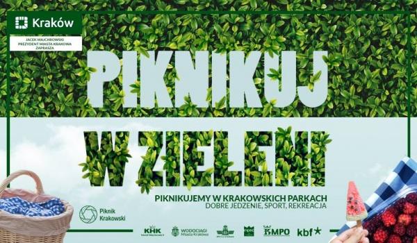 Going. | Piknik Krakowski w parku Bednarskiego - Park Bednarskiego