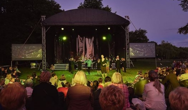 Going. | Bulwar[t] Sztuki 2018 | Scena Nocy Letniej - Teatr Łaźnia Nowa
