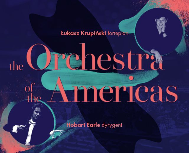 Going. | The Orchestra of the Americas
