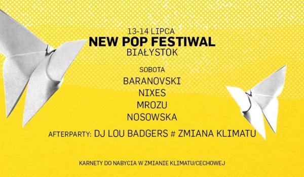Going. | New Pop Festiwal After Party # Dj Lou Badgers / Zmiana Klimatu - Klub Zmiana Klimatu