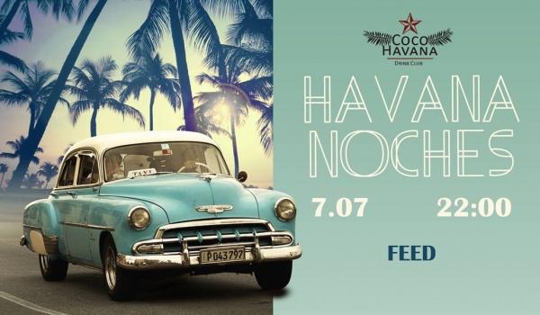 Going.   Havana Noches - Coco Havana