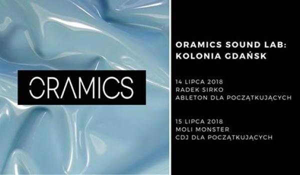 Going. | Oramics Sound Lab: Kolonia Gdańsk - Kolonia Artystów