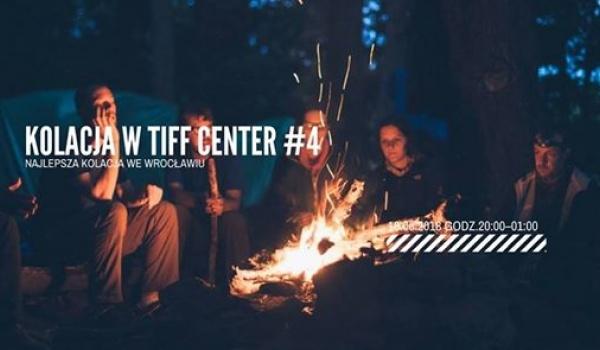 Going.   Kolacja w TIFF Center #4 - Podwórko przy Studio BWA Wrocław