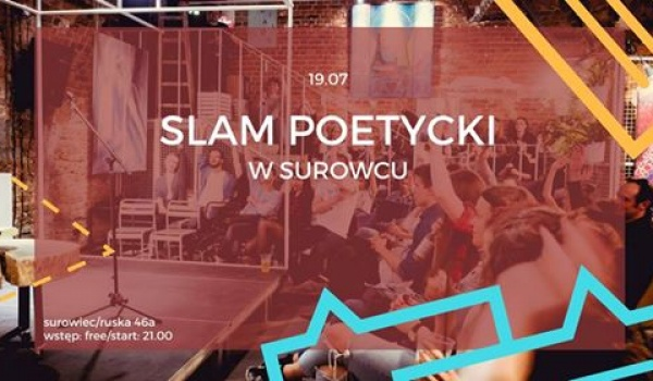 Going.   Slam Poetycki - Surowiec