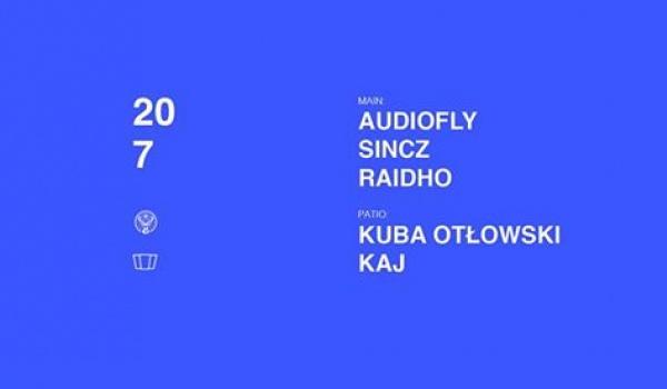Going. | Audiofly / Raidho / Sincz / Kuba Otłowski / Kaj - Smolna