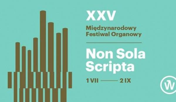 Going. | XXV Non Sola Scripta - Kościół św. Krzyża