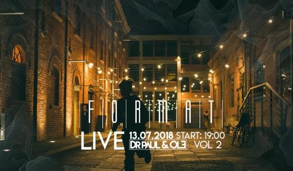 Going. | Format Live 2 - Art_Inkubator