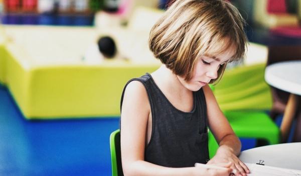 Going. | Czytanie na śniadanie// FKA Dzieciom - KontenerART