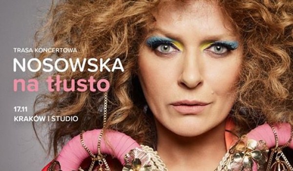 Going. | Nosowska na tłusto - Klub Studio