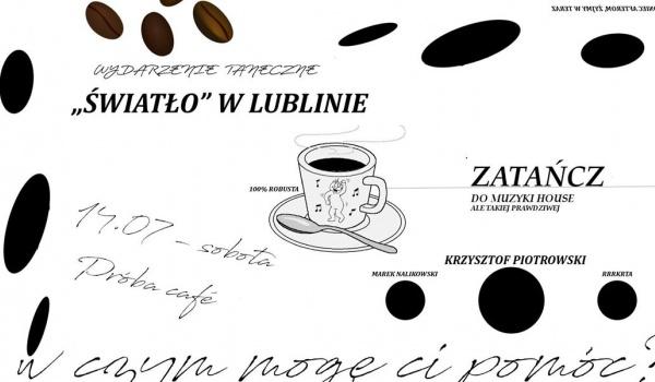 Going. | Światło - Próba Cafe