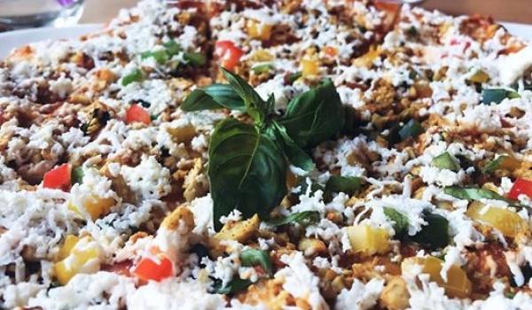 Going. | Tandoori Pizza - degustacja - Kwiat Peonii