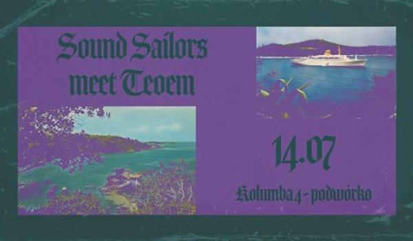 Going.   Sound Sailors meet Teoem - Kolumba 4 - Szczeciński Loft Kultury