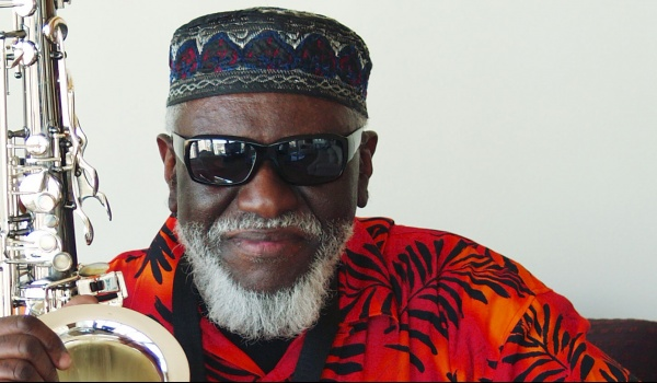 Going. | Pharoah Sanders The Icon - Letni Festiwal Jazzowy