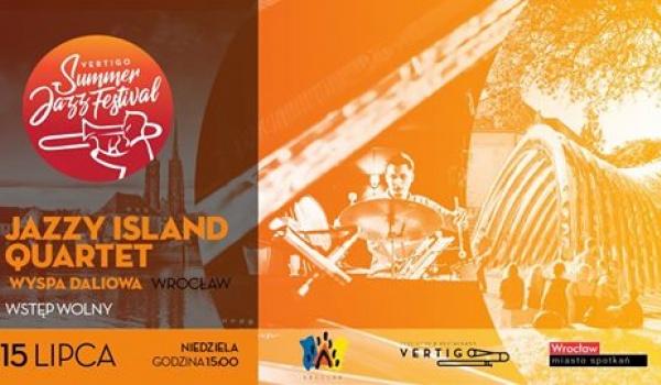 Going. | Jazzy Island Quartet - Vertigo Summer Jazz - Wyspa Daliowa